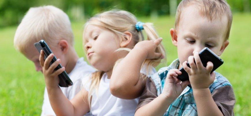 Ekrana bağımlı çocuklarda oluşan 7 rahatsızlık