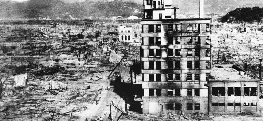 ABD'nin 140 bin insanı katlettiği Hiroşima saldırısının yıldönümü