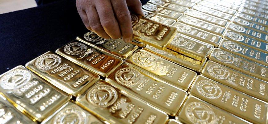 Altın fiyatlarında hızlı düşüş