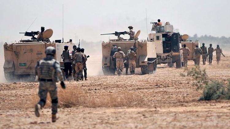 Musul'da iki subay öldürüldü