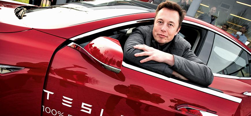 """""""Suudi Arabistan Tesla'dan hisse alabilir"""""""