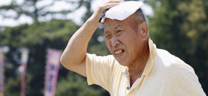 Sıcak hava Japonya'yı vurdu: 138 ölü