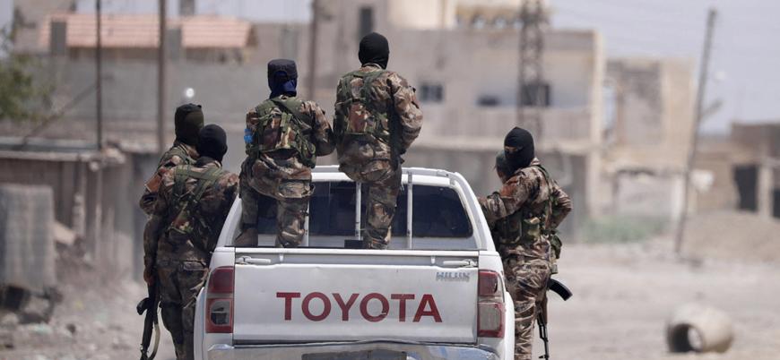 Muhaliflerin Suriye'de kontrol ettiği topraklar azalıyor