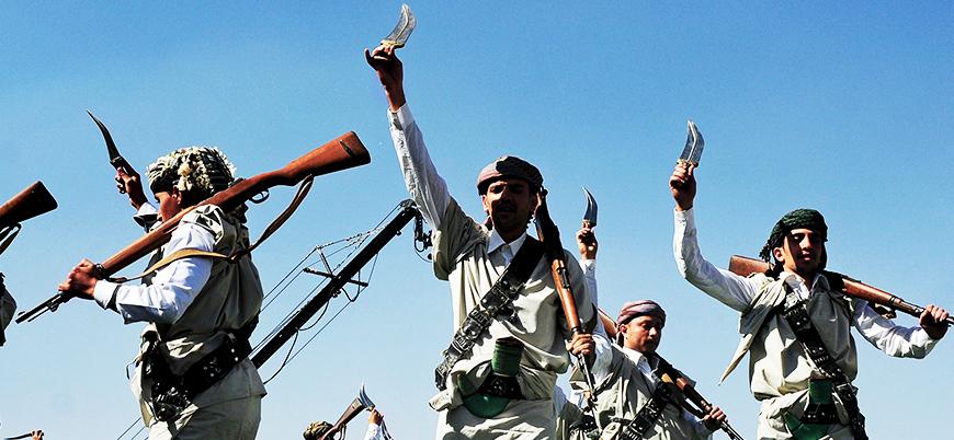 Yemen'de hükümet silah taşımayı yasakladı binlercesine el koydu