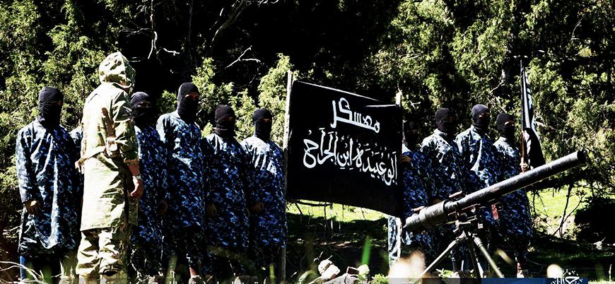 IŞİD, Afganistan'daki eğitim kampının görüntülerini yayınladı