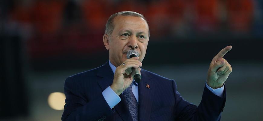 Erdoğan'dan iş dünyasına: Korkmayın hepsi geçecek