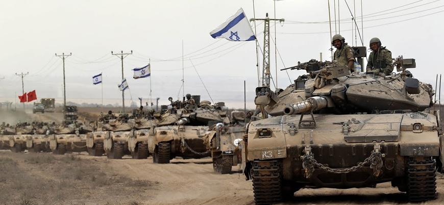 'İsrail'den Gazze'ye kara saldırısı hazırlığı' iddiası