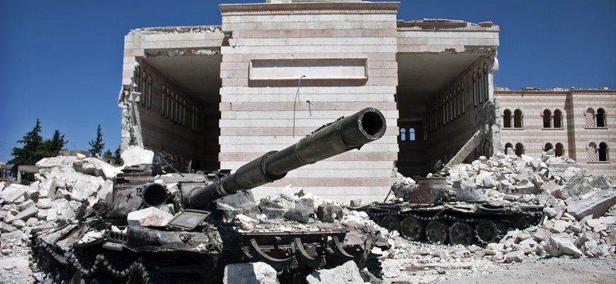 Suriye'deki yıkımın bedeli 400 milyar dolar