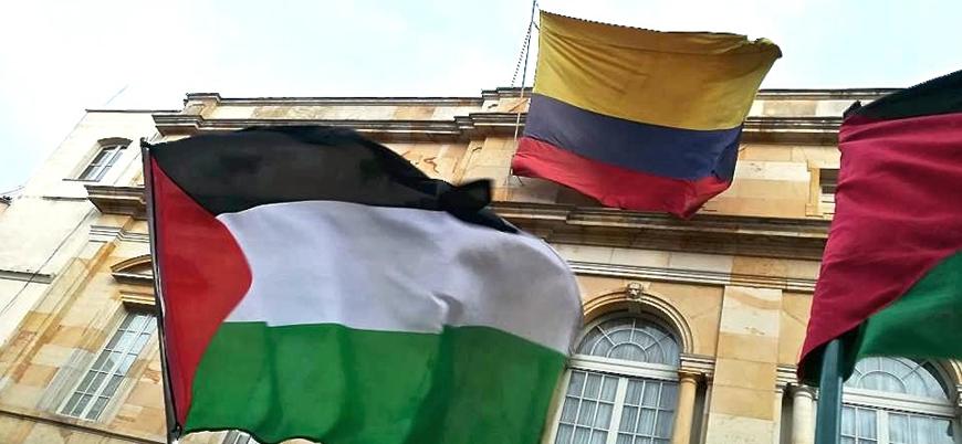Kolombiya Filistin'i devlet olarak tanıdı