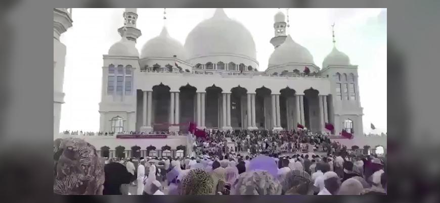 Çin'in Müslüman Huilere baskısı sürüyor: Camiye yıkım kararı
