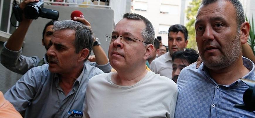 """""""ABD Brunson için Türkiye'ye çarşambaya kadar süre verdi"""""""