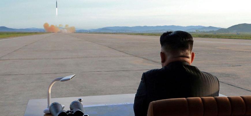 Kuzey Kore'den yaptırım tepkisi ve nükleer tehdidi
