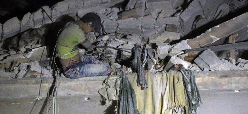 Esed rejiminden İdliblilere: İş birliği yapın yoksa ölürsünüz