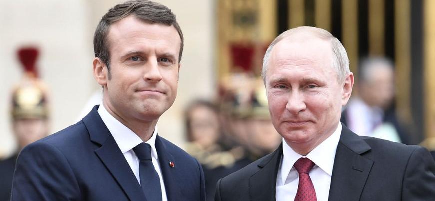 Fransa, Rusya'nın kanlı Doğu Guta saldırısından memnun