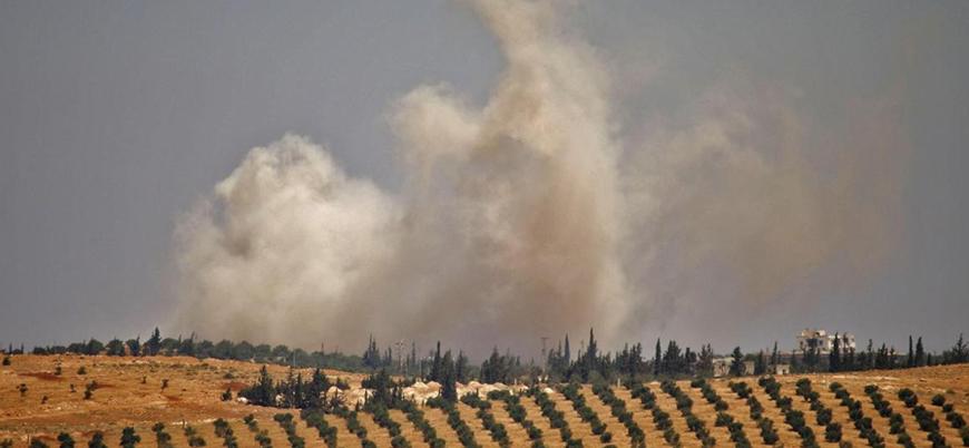 Suriyeli muhalifler Hama'da iki köprüyü havaya uçurdu