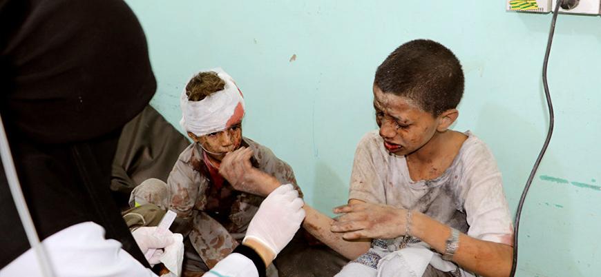 Jim Carrey'den 'Yemen' tepkisi: Bizim füzemiz, bizim suçumuz