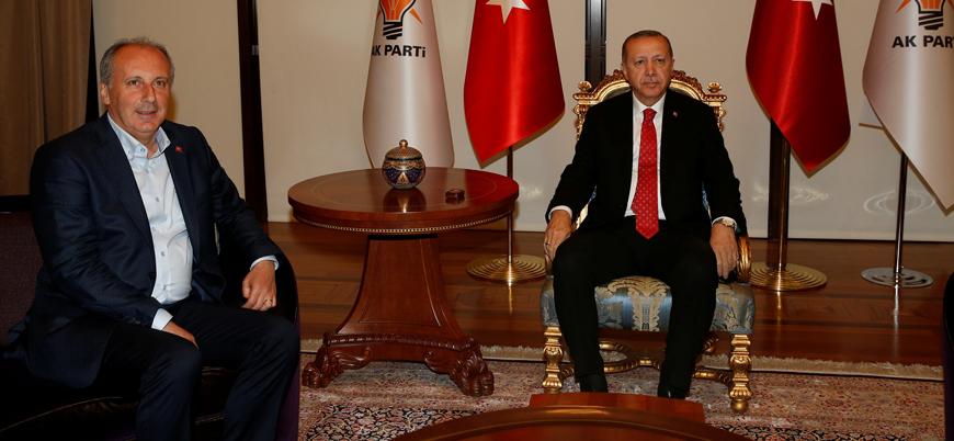 İnce'den Erdoğan'a: Dış güç palavralarını bırakın