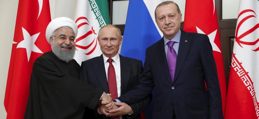 Konu İdlib: Türkiye, İran ve Rusya yarın masaya oturuyor