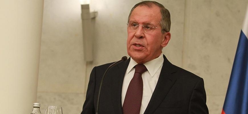 Lavrov: Türkiye Suriye'de operasyon yapmayacağı konusunda bizi bilgilendirdi