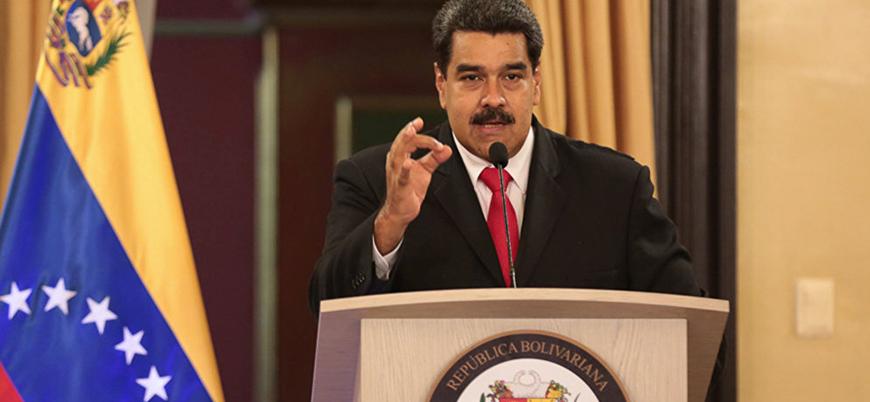 Maduro: Yurtdışında tuvalet temizlemeyi bırakıp ülkenize dönün