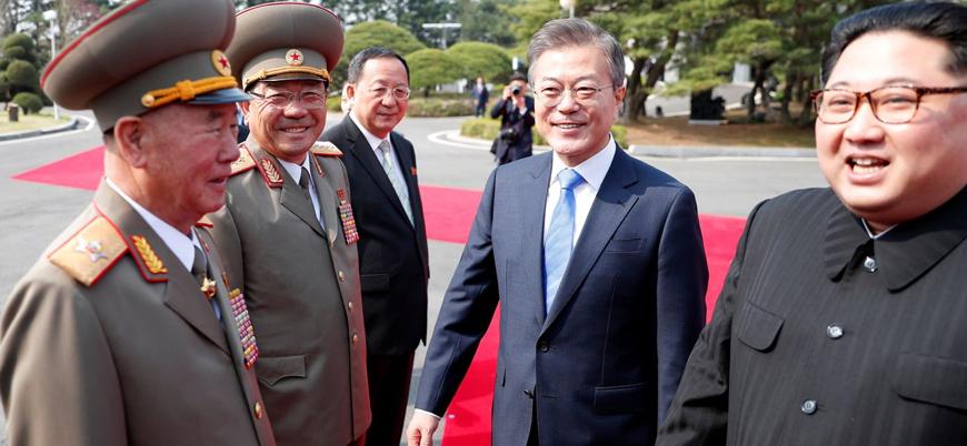Kuzey Kore'den Güney Kore'ye 'ilişkileri geliştirme' suçlaması