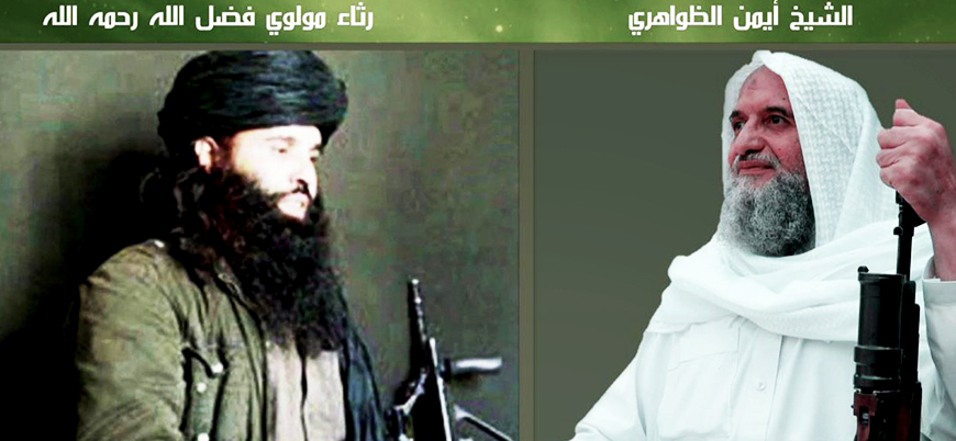 El Kaide lideri Zevahiri'den TTP'ye taziye