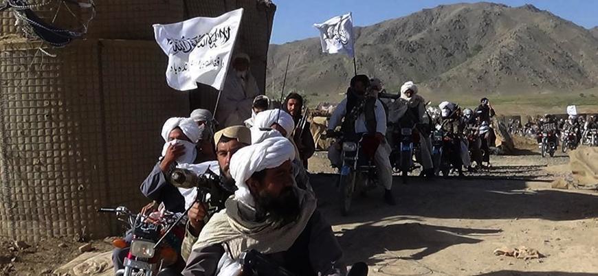 Kabil hükümetinden açıklama: Gazni'de ölü sayımız 100'ü aştı