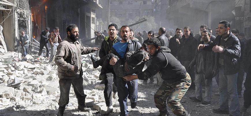 Birleşmiş Milletler'den Suriye'de 'sivil kaybı' uyarısı