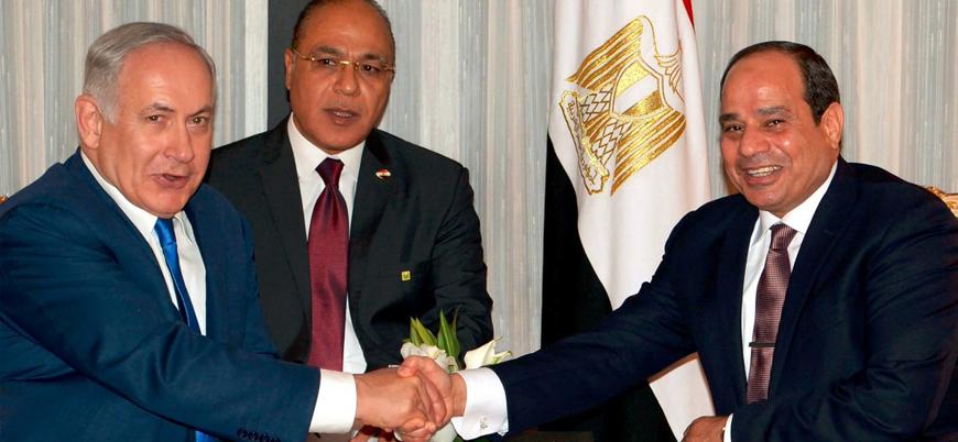 """""""Netanyahu ile Sisi gizlice görüştü"""""""