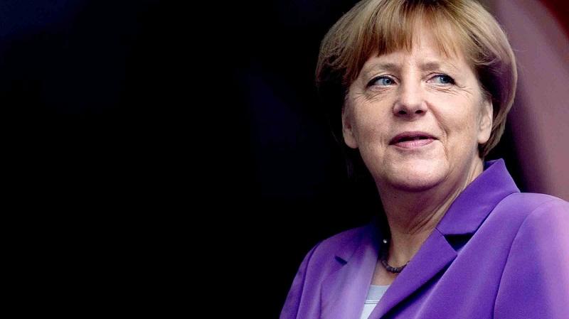 Merkel yeniden genel başkan seçildi