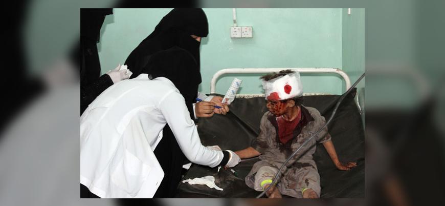 Yemen'de Suudi Arabistan'ın savaş suçlarının ortağı medya