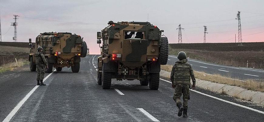 Adıyaman'da askeri araca PKK saldırısı