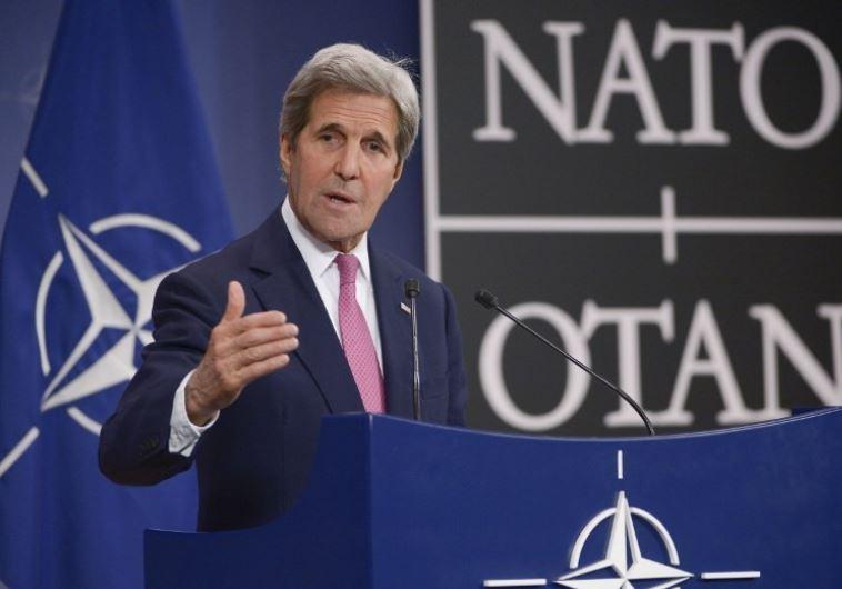 Kerry son kez NATO toplantısında