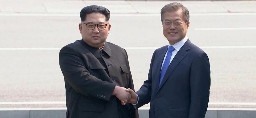 Çin'den Kore zirvesine destek