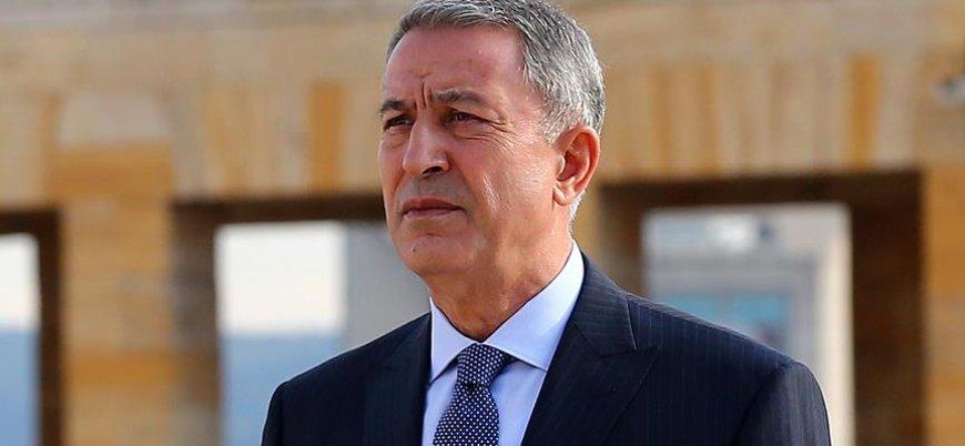 Milli Savunma Bakanı Akar: ABD'ye gerekli cevabı hazırlıyoruz