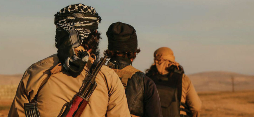 """IŞİD Doğu Guta sınırına dayandı"""