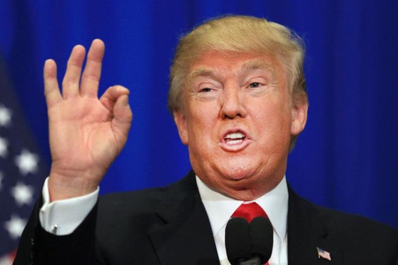 Trump'tan 'siparişleri durdurun' talimatı