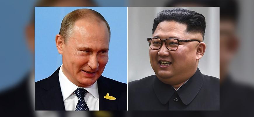Rusya'da Kim Jong-un hazırlıkları