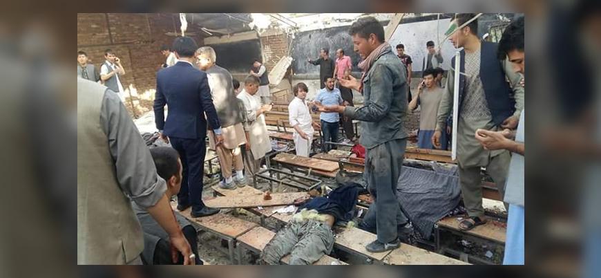IŞİD Kabil saldırısının sorumluluğunu üstlendi