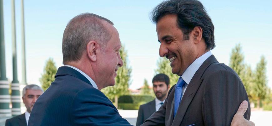 Erdoğan: Katar ile ilişkiler güçlenerek devam edecek