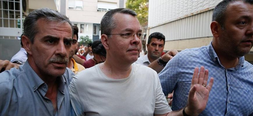 NBC : Türkiye ve ABD, Brunson ile ilgili gizli anlaşma yaptı