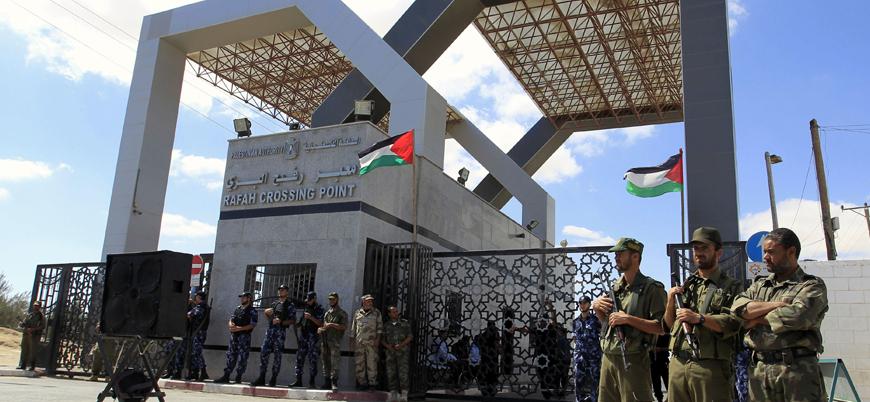 Mısır Gazze'nin dünyaya açılan tek kapısı olan Refah'ı kapattı