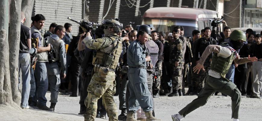 Kabil'de silahlı saldırı