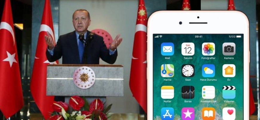 Türkiye'deki cep telefonu pazarında ABD'nin payı yüzde 20