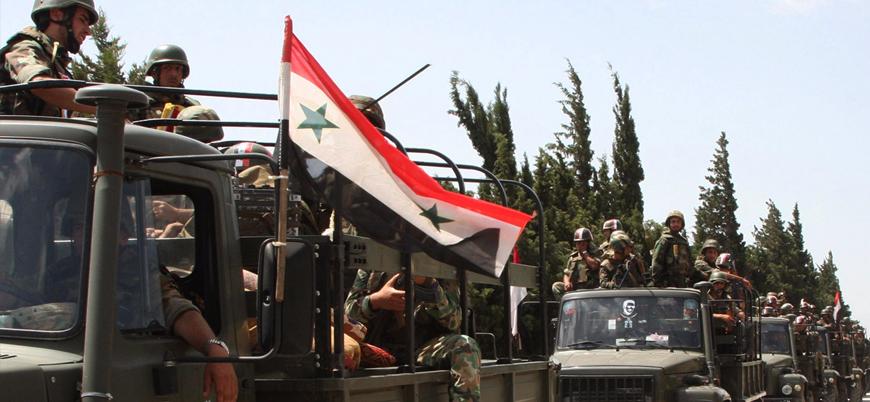 Esed rejimi İdlib saldırısı için yığınak yapıyor