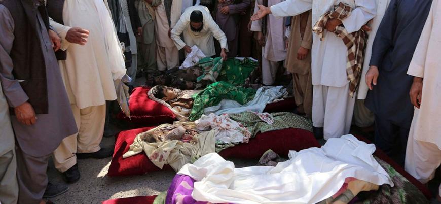 Savaşlarda ölen 4 kişiden 3'ü sivil