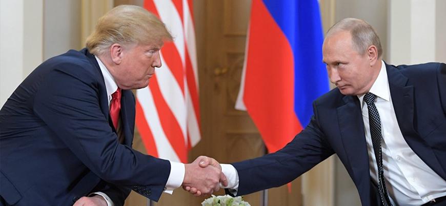 """""""Trump ve Putin İran'ı Suriye'den çıkarma konusunda anlaştı"""""""