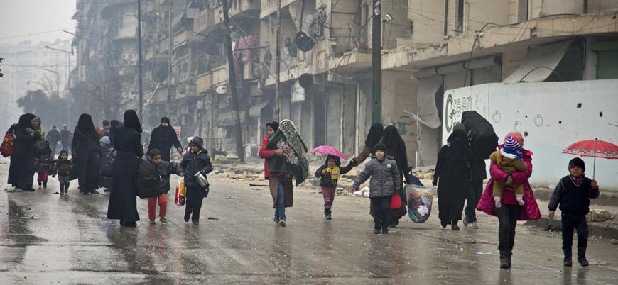Rusya ile Türkiye İdlib'i görüştü