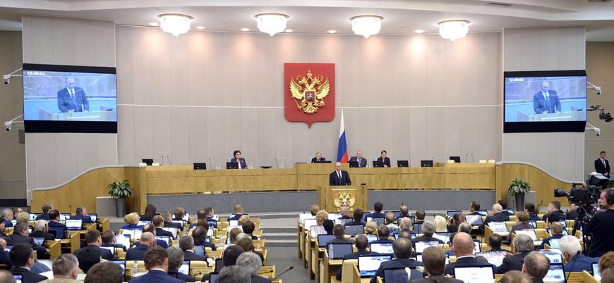 Rusya Parlamento Heyeti AK Parti Kongresi'ne katılacak