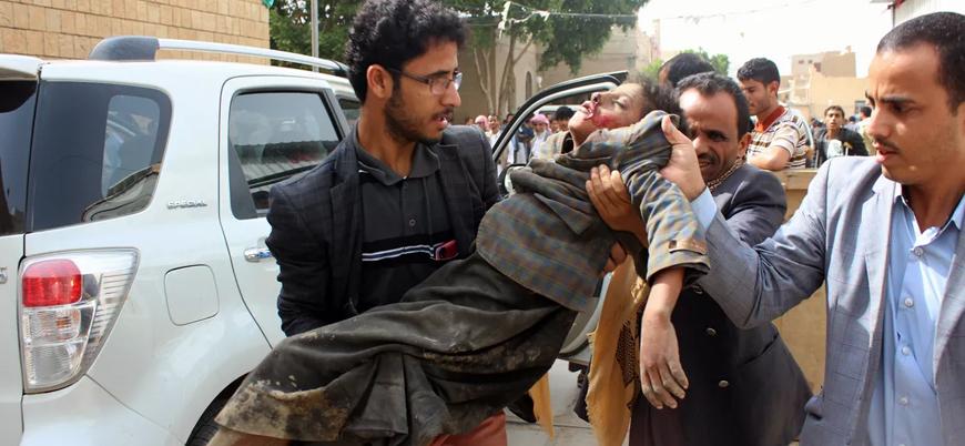 Yemen'de çocukları katleden bomba ABD üretimi
